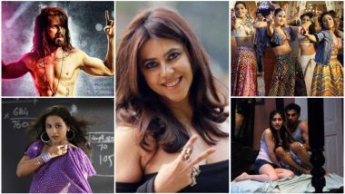 Ekta Kapoor Birthday Special: 7 Movies That the Czarina of Indian Television Backed Which Bent Conventions of Bollywood Cinema!