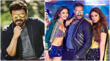 De De Pyaar De: Venkatesh Daggubati to Play Lead Role in the Telugu Remake of Ajay Devgn's Latest Release