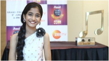 Sa Re Ga Ma Pa Li'l Champs 2019: Winner Sugandha Date Wants to Do THIS With the Prize Money
