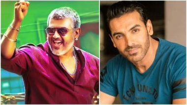 Ajith Kumar's Movies in High Demand in Bollywood! After Vicky Kaushal in Veeram Remake, John Abraham to Play Another Thala Role?