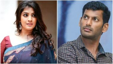 Varalaxmi Sarathkumar Slams Vishal for Sharing a Video Insulting Her Father! (Watch Video)