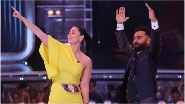 Dance India Dance 7: Kareena Kapoor Khan Grooves to Her Jab We Met Number 'Mauja Hi Mauja' on the Sets – View Pics
