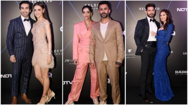 Sonam Kapoor-Anand Ahuja, Rochelle Rao-Keith Sequeira, Sanaya Irani- Mohit Sehgal: Which Couple Slayed GQ Best Dressed 2019 Black Carpet? VOTE NOW