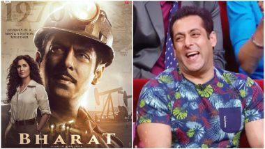 Bharat: What If Salman Khan Reviews His Own Film, His Romantic Pairing With Katrina Kaif and Disha Patani Through His Movie Dialogues!