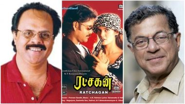 After Girish Karnad and Crazy Mohan's Sad Demise, Fans Make This Still From Shankar's Ratchagan Go Viral for This Emotional Reason