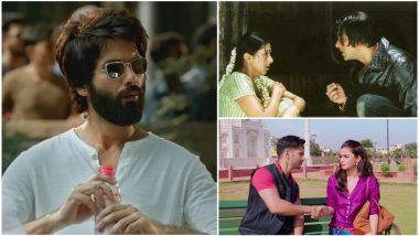 Kabir Singh: Before Shahid Kapoor's Film, These Movies of Salman Khan, Varun Dhawan, Dhanush Were Accused of Glorifying Toxic Masculinity!