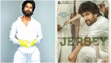 After Kabir Singh, Shahid Kapoor to Star in Another South Remake of Nani's Jersey?