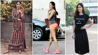 Did Sonam Kapoor Just Defend Janhvi Kapoor after Katrina Kaif Showed Concern About her 'Gym Wear'?
