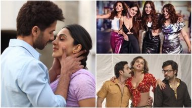 Kabir Singh Box Office: Shahid Kapoor and Kiara Advani's Film Has to Beat These Four Movies to Be Highest Grossing Adult Rated Movie in Bollywood
