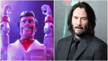 Toy Story 4: Did You Notice Keanu Reeves' Duke Caboom Had an 'Incredible' Cameo in Another Pixar Franchise?
