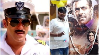 Bharat: This Nashik-Based Salman Khan Fan Books an Entire Theatre to Watch First Day First Show!
