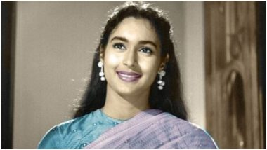 Nutan Birth Anniversary Special: 10 Fascinating Things to Learn About One of the Best Actresses of Indian Cinema!