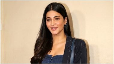 Shruti Haasan Bags American TV Series Treadstone, Which is Based in the Jason Bourne Universe