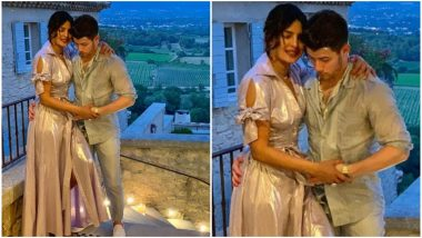 This Pic of Priyanka Chopra Jonas-Nick Jonas Is Proof of How Truly, Madly and Deeply They Are in Love with Each Other!