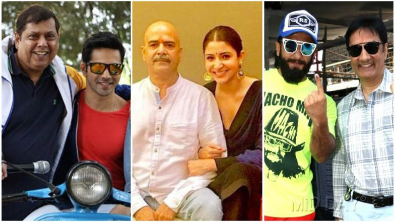 Happy Father's Day 2019 Messages: Anushka Sharma, Ranveer Singh, Varun Dhawan and Other Celebs Have Some Adorable Wishes for their Daddy Dearest