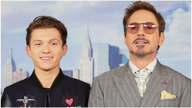 Spiderman Far From Home Actor Tom Holland Says, 'Robert Downey Jr As Special to Me As Tony Stark Is to Peter Parker'