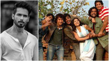 Shahid Kapoor Regrets Rejecting Aamir Khan's Rang De Basanti