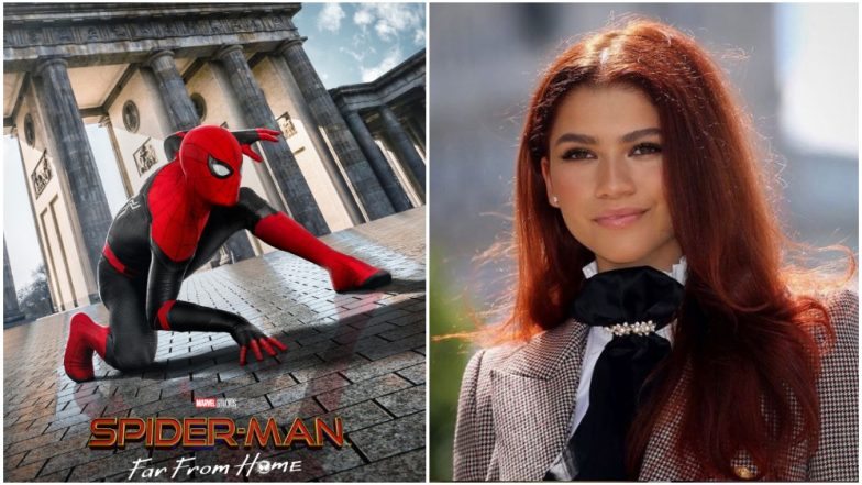 Spider-Man: Far From Home: Is Zendaya's Insta Post Hinting At Her Becoming This Popular Spidey Character?