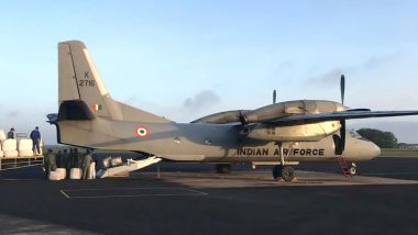 Search for Missing IAF AN-32 Plane Continues, Army Deploys UAVs Over Arunachal Pradesh and Assam