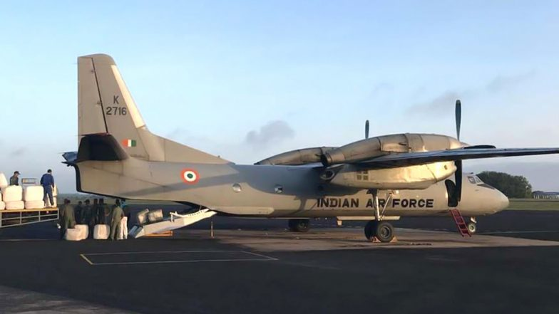 IAF AN-32 Plane Disappearance: Search Operation Enters Eighth Day, 7 Mountaineers Roped In
