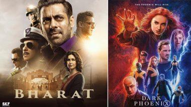 Movie This Week: Salman Khan and Katrina Kaif's Bharat, Sophie Turner's X-Men Film Dark Phoenix