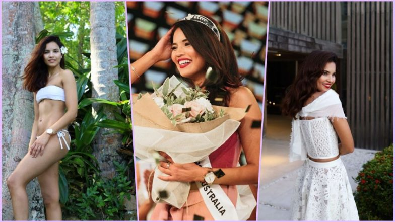 Who Is Priya Serrao, Miss Universe Australia 2019? Know All About Indian-Origin Beauty Pageant Winner (View Beautiful Instagram Pics)