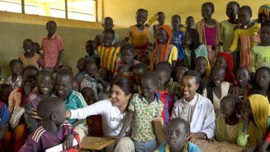 Priyanka Chopra Jonas Honoured With the Humanitarian Award by UNICEF