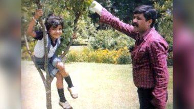 Priyanka Chopra's Father-in-Law Papa Jonas Left the Cutest Message on Her Childhood Pic With Dad Ashok Chopra on Instagram