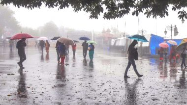 Weather Forecast: Southwest Monsoon Advances Into Parts of Gujarat & MP; Heavy to Very Heavy Rainfall Expected Over Isolated Places of Uttarakhand