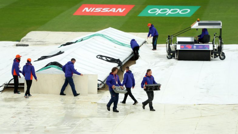 Cricket World Cup is the wettest in history
