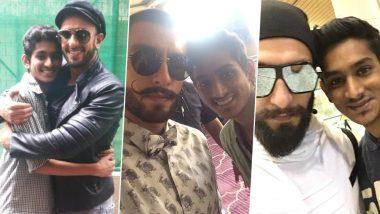 Ranveer Singh's Die Hard Fan Lil Homie Passes Away; Actor Offers his Condolences