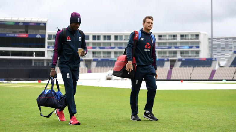 England vs West Indies ICC Cricket World Cup 2019 Weather Report: Check Out the Rain Forecast and Pitch Report of Rose Bowl in Southampton