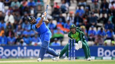 IND vs SA, CWC 2019 Stat Highlights: Rohit Sharma, Yuzvendra Chahal Shine As All-Round India Hand South Africa Six-Wicket Defeat