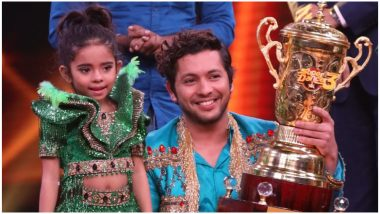 Super Dancer Chapter 3 Winner: Rupsa Batabyal Walks Away With The Trophy – See Pics