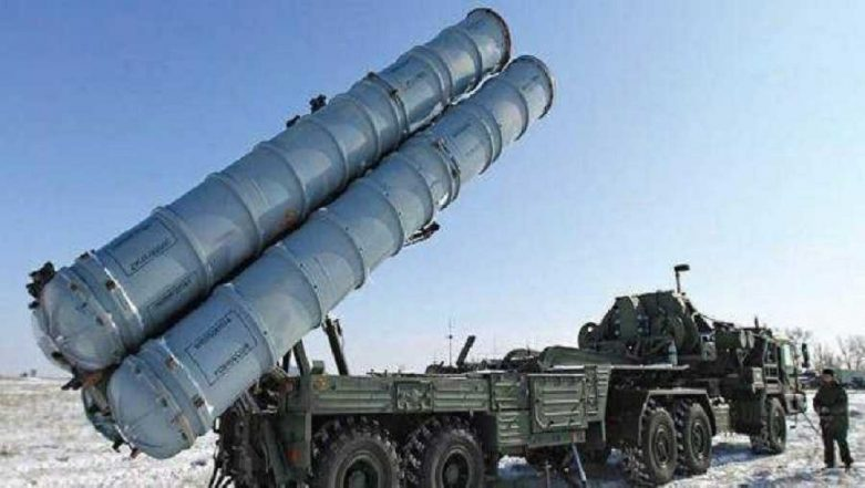 India's S-400 Deal With Russia Puts 'Serious Implications' on Defence Ties, Warns US