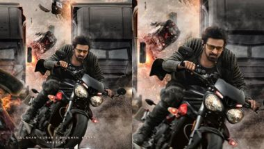 Saaho: An Action Sequence Featuring Prabhas Cost the Makers Rs 70 Crore