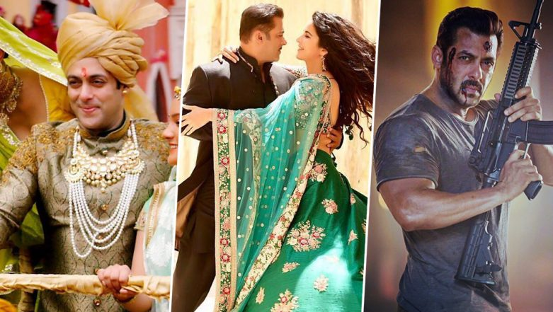 Bharat, Prem Ratan Dhan Payo, Tiger Zinda Hai: 5 Biggest Box Office Openers of Salman Khan