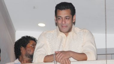 Salman Khan on Completing 30 Years in Bollywood: 'I Am Very Happy With the Way Fans Look at Me'
