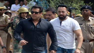 Salman Khan Slaps Security Guard for Misbehaving With a Young Fan at Bharat Premiere