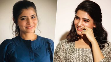 Oh Baby Star Samantha Akkineni Hits Out at a Troll For Mocking Chinmayi Sripaada's Work After the Me Too Controversy
