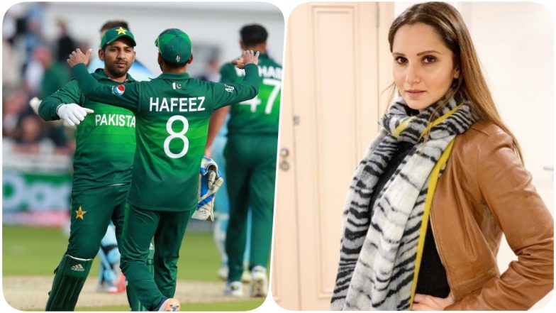 Sania Mirza Lauds Pakistan Team After Their Epic CWC19 Win Over England, Says 'World Cup Just Got Interesting'