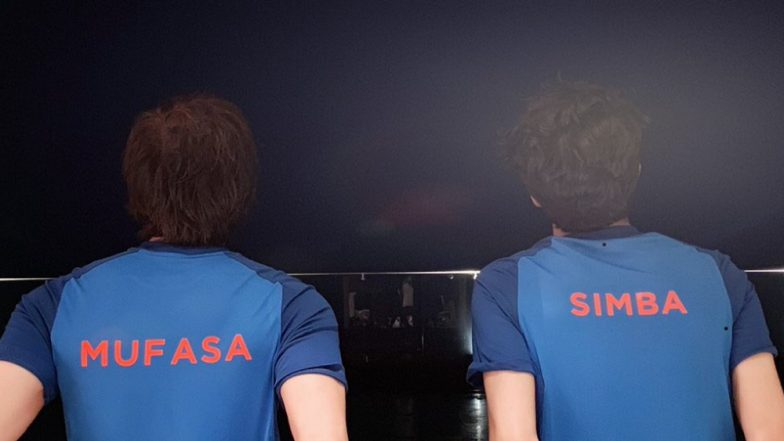 After The Incredibles, Shah Rukh Khan and Aryan Khan Reunite Once Again for The Lion King