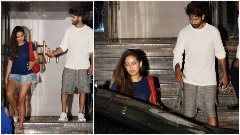 Mira Rajput Looks Monsoon Ready in her Recent Pictures with Shahid Kapoor
