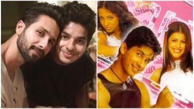After Shahid Kapoor, It's Ishaan Khatter's Turn to Believe in 'Ishq Vishk'?