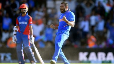 Hat-tricks in Cricket World Cups: As Mohammed Shami Scalps Hat-trick Against Afghanistan in CWC 2019, Check All-Time List of Bowlers Who Achieved This Feat