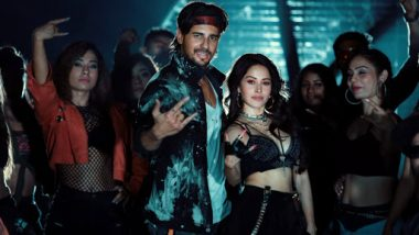 Sidharth Malhotra and Nushrat Bharucha Shoot for a Honey Singh-Party Song in Milap Zaveri's Marjaavaan