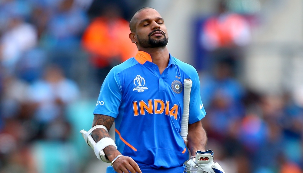 Shikhar Dhawan Ruled Out of New Zealand Tour After Suffering Shoulder Injury Against Australia: Reports