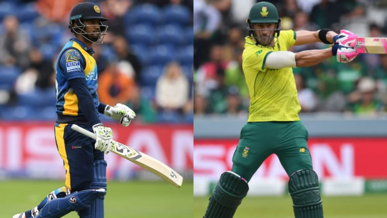 Sri Lanka vs South Africa Betting Odds: Free Bet Odds, Predictions and Favourites During SL vs SA in ICC Cricket World Cup 2019 Match 35
