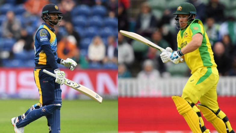 Sri Lanka vs Australia Betting Odds: Free Bet Odds, Predictions and Favourites During SL vs AUS in ICC Cricket World Cup 2019 Match 20