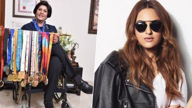 Has Sonakshi Sinha Bagged Paralympic Silver Medalist Deepa Malik's Biopic? Read Details